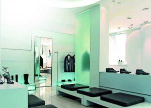 Retail Fixture Design